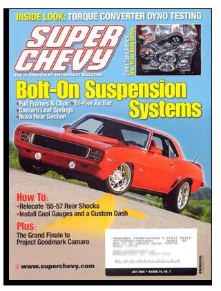 Super Chevy Mag
